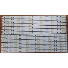 01N21-A, 01N22-A, GJ-2K16-490-D712-P5-L, GJ-2K16-490-D712-P5-R, TPV TPT490U2-EQLSHA.G, LED BAR