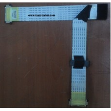 BN96-07578B, LTF400HC01, SAMSUNG LE40A656A1F, LE40A550P1R, LVDS KABLO